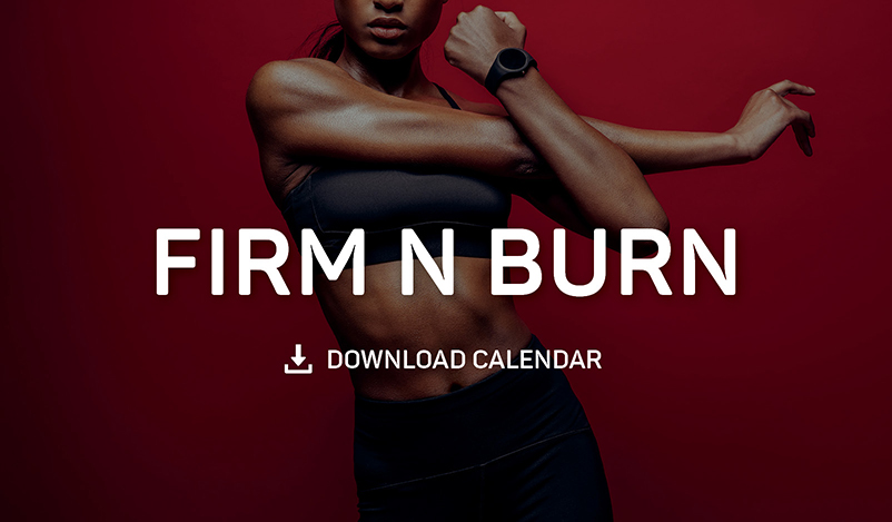 Firm N Burn Calendar