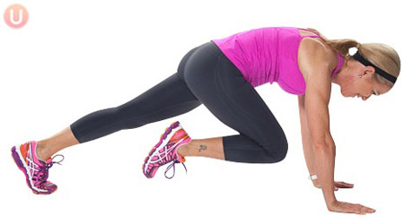 Knee-to-Chest-Abs-Exercise