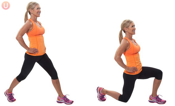 Stationary-Lunge-Exercise