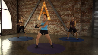 Kettlebell Core Workout