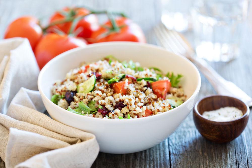 Healthy Quinoa Meals