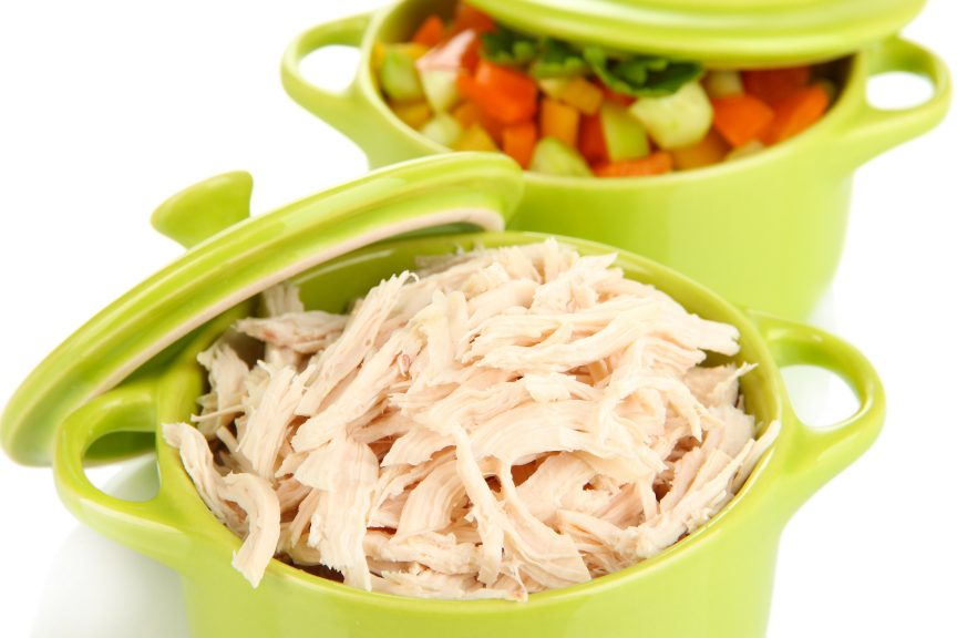 Healthy Shredded Chicken Recipes Under 400 Calories Ghu Tv