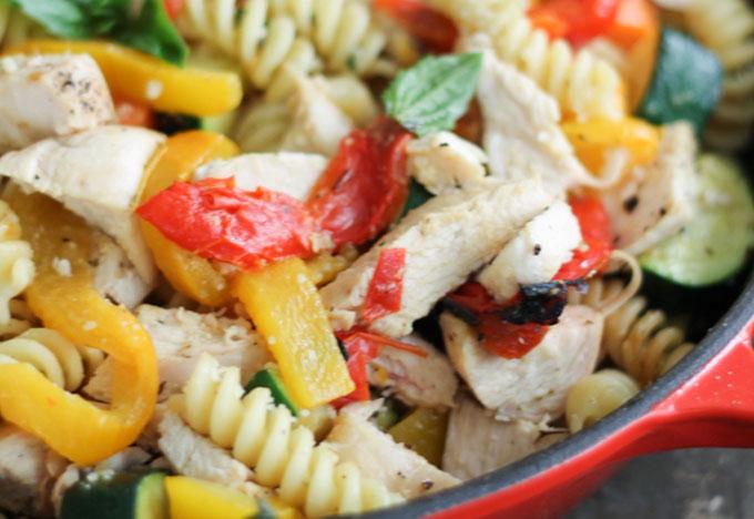 garlic-parmesan-pasta
