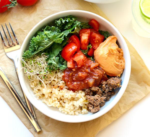Healthy Mexican Meals