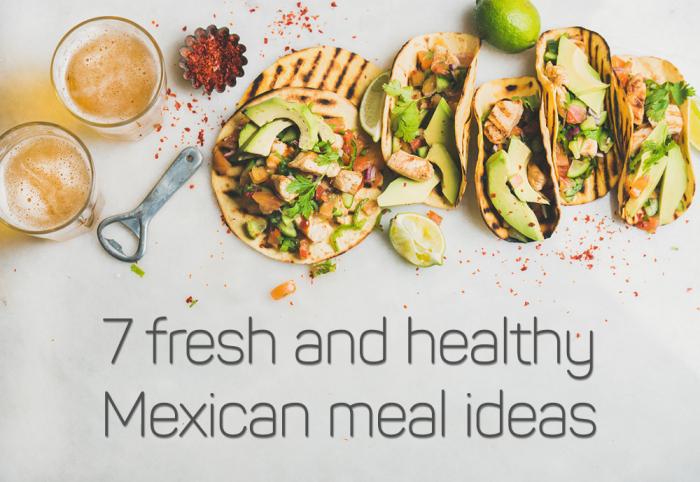 Healthy Mexican Ideas