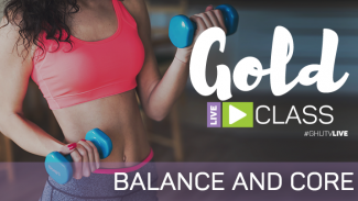 GOLD Live Class: Balance and Core