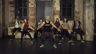 GROOV3 Section 1: Dance Workout Warm Up