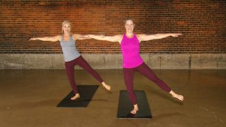 Pilates Yoga Fusion