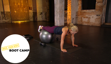 Rock Your Body Boot Camp