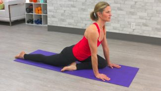 10 Minute Yoga for Back Pain