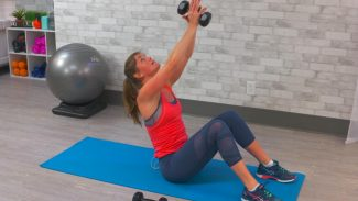 10 Minute Upper Body HIIT Workout
