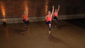 Power Walking Workout: Tone Every Zone