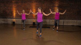 Power Walking Core Workout