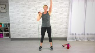 10-Minute Resistance Band Workout