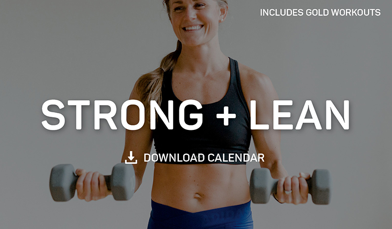 Strong and Lean