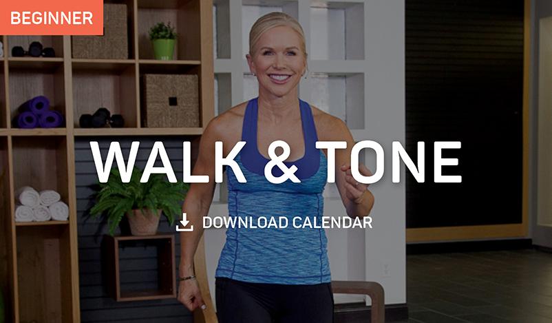 Walk and Tone