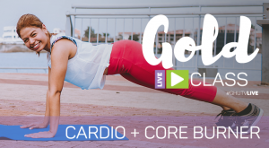 Cardio Core Burner