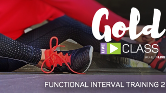GOLD LIVE Class: FIT Functional Interval Training 2