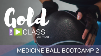 Medicine Ball Bootcamp 2