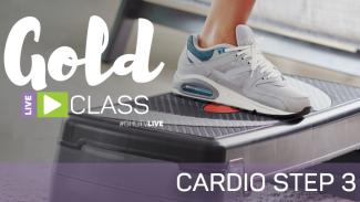 Cardio Step 3