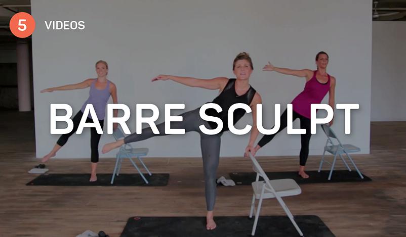 Barre Sculpt