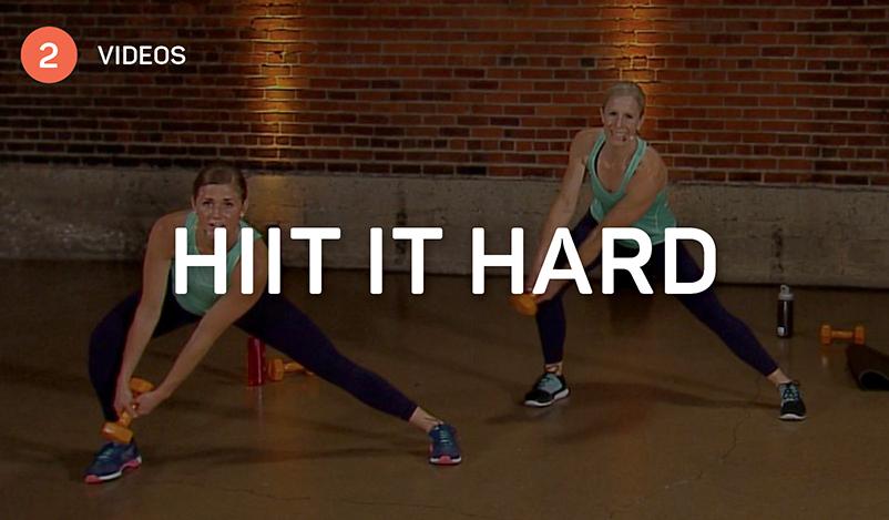 HIIT It Hard