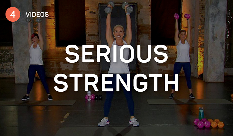Serious Strength