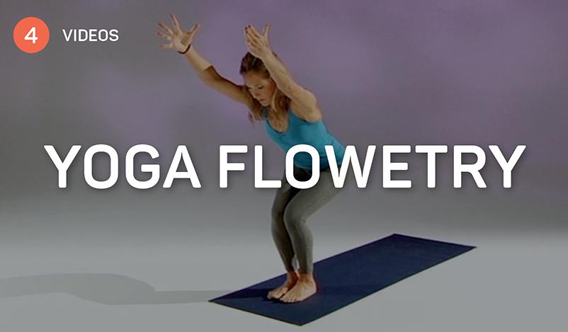 Yoga Flowetry