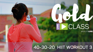 40-30-20 HIIT Workout 3