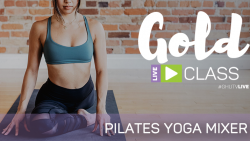 Pilates Yoga Mixer