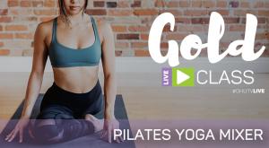 Pilates Yoga Mixer