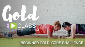 Beginner GOLD Core Challenge