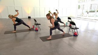 Barre Strong: Bodyweight HIIT Workou