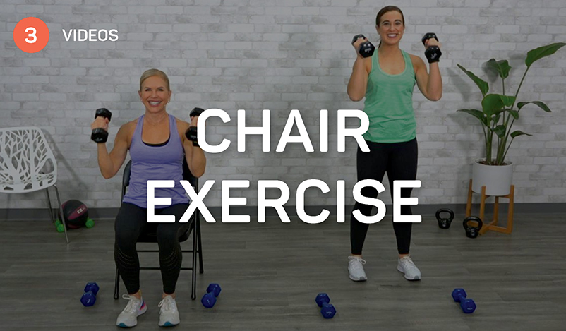 Chair Exercise Workouts