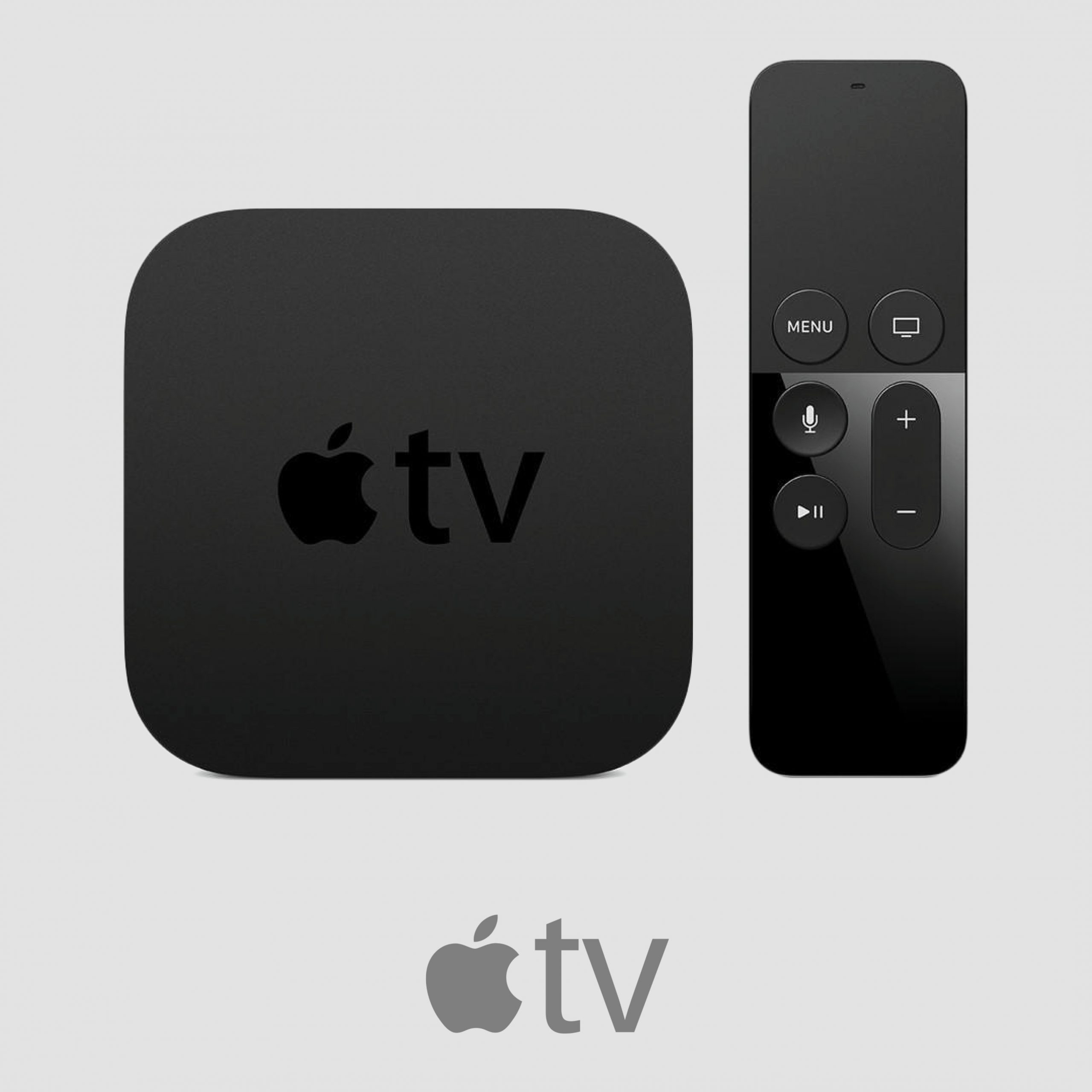 Stream using Apple TV