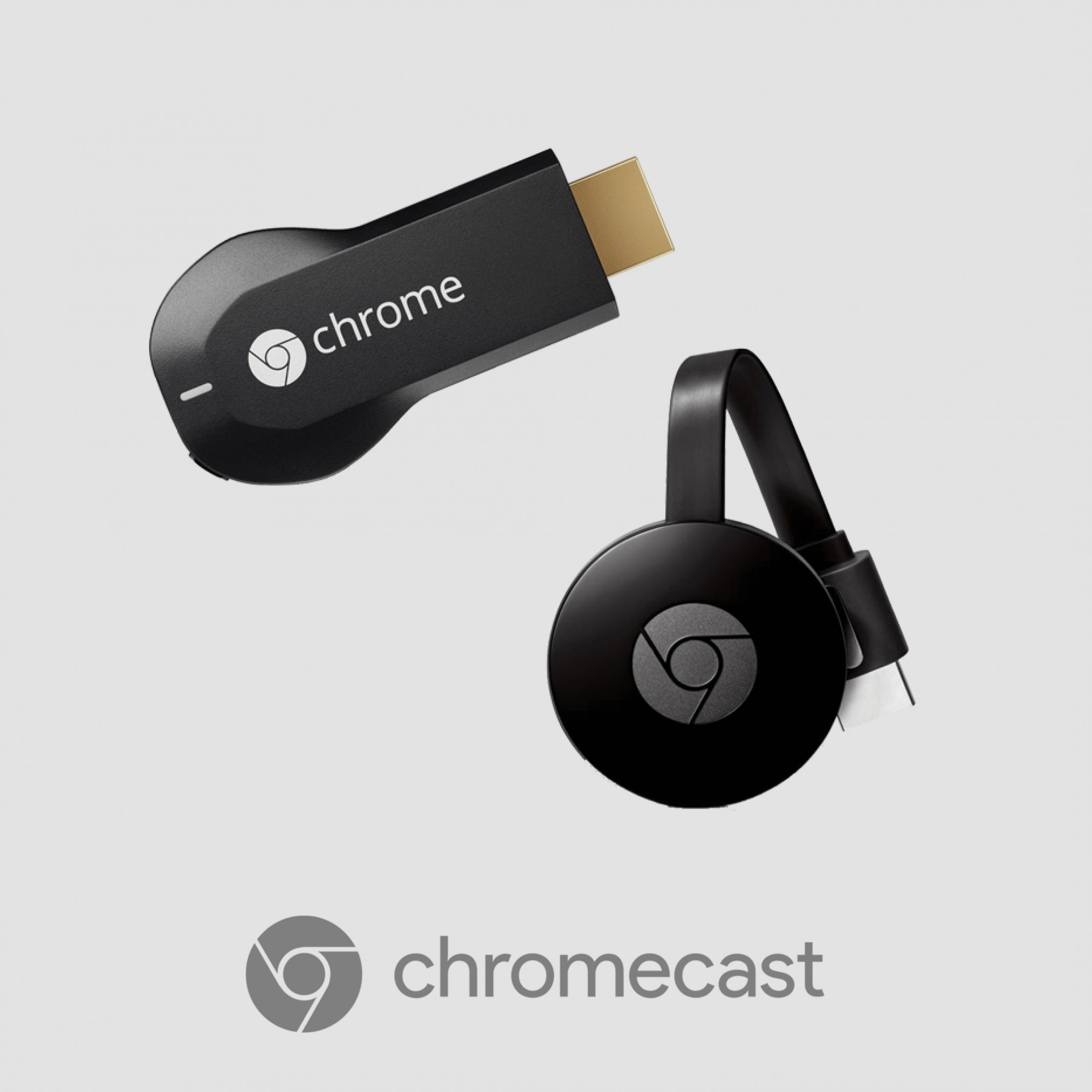 Stream using Google Chromecast