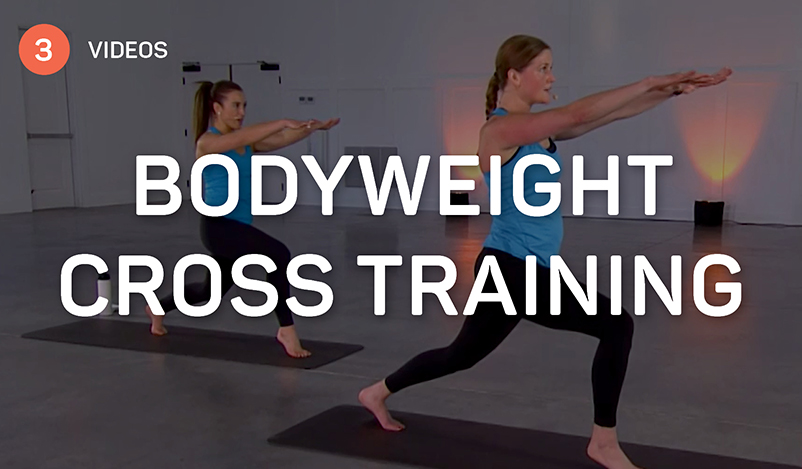 Bodyweight Cross Training