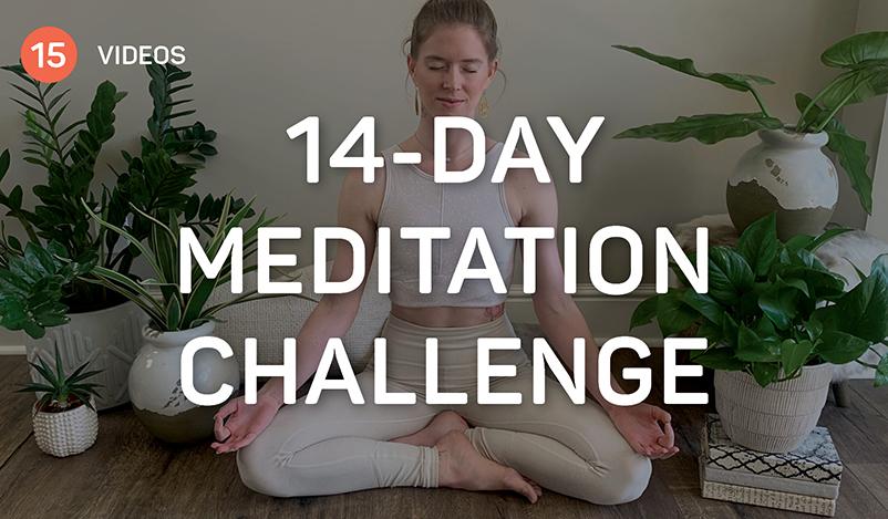 14-Day Meditation Challenge