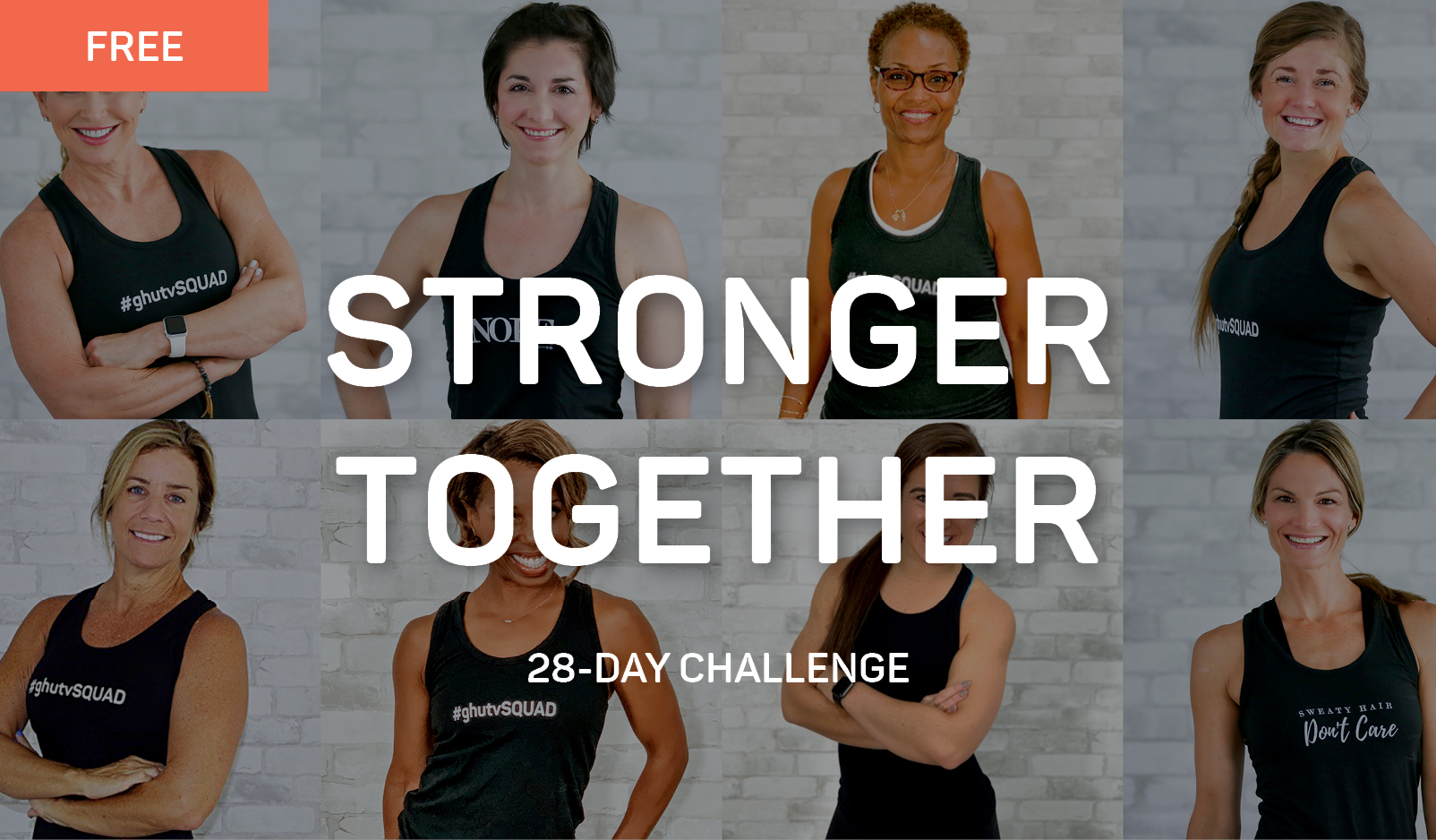 Stronger Together Fitness Challenge