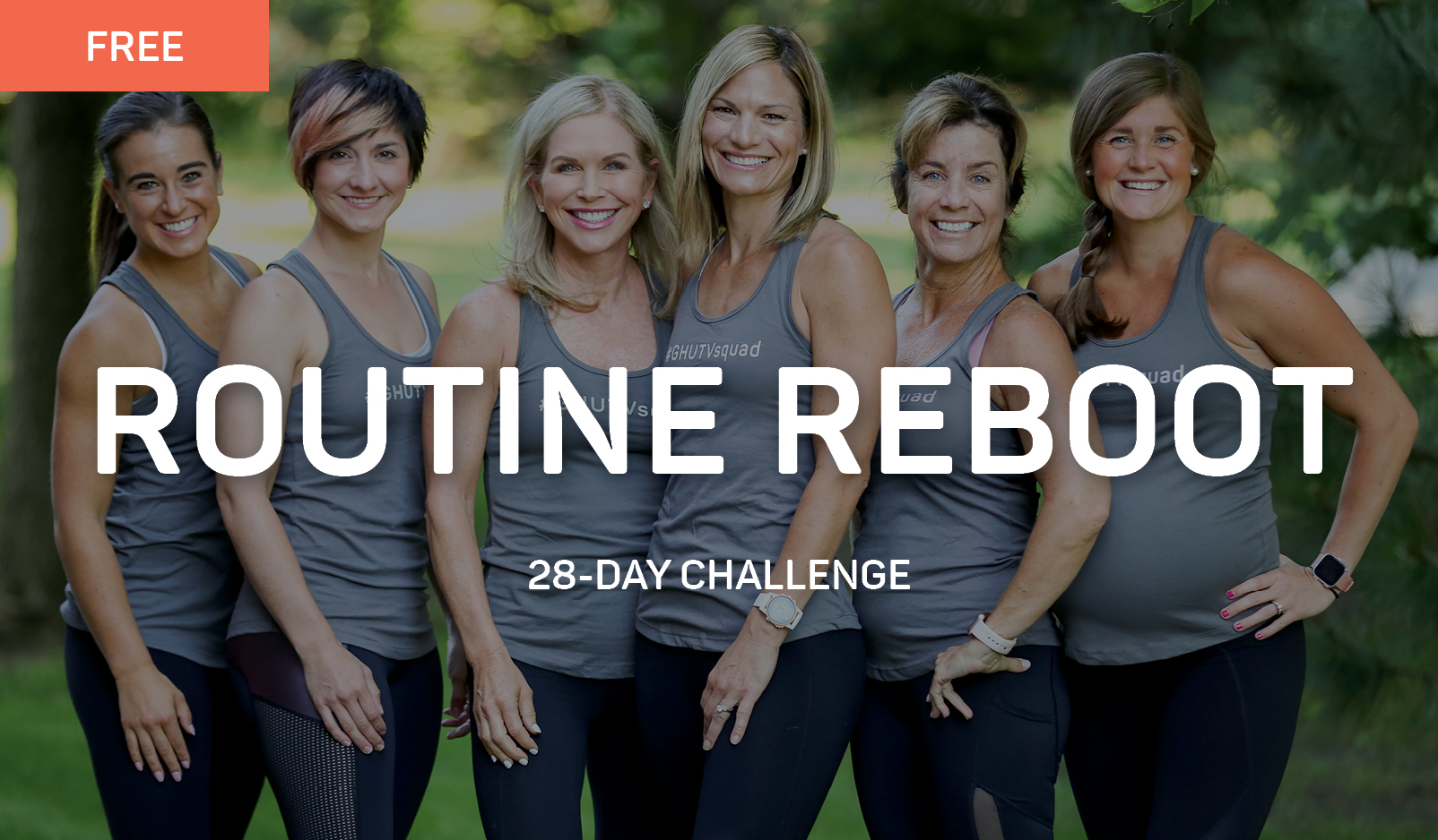 Routine Reboot Fitness Challenge