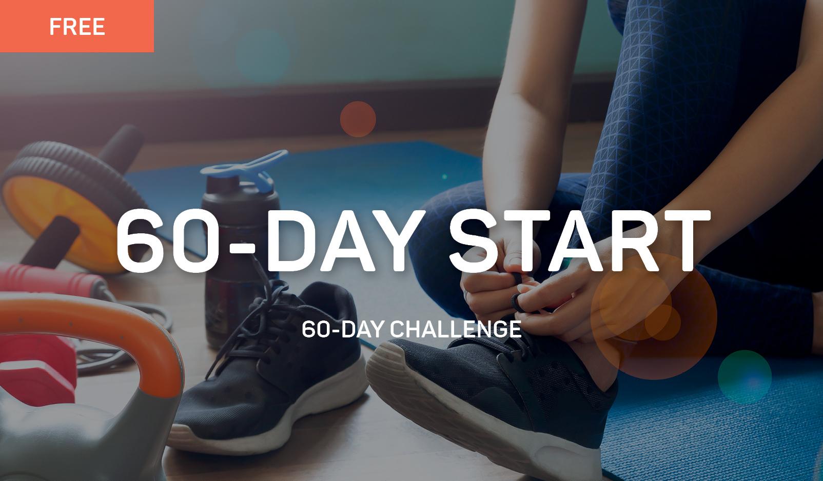 60-Day Start Fitness Challenge