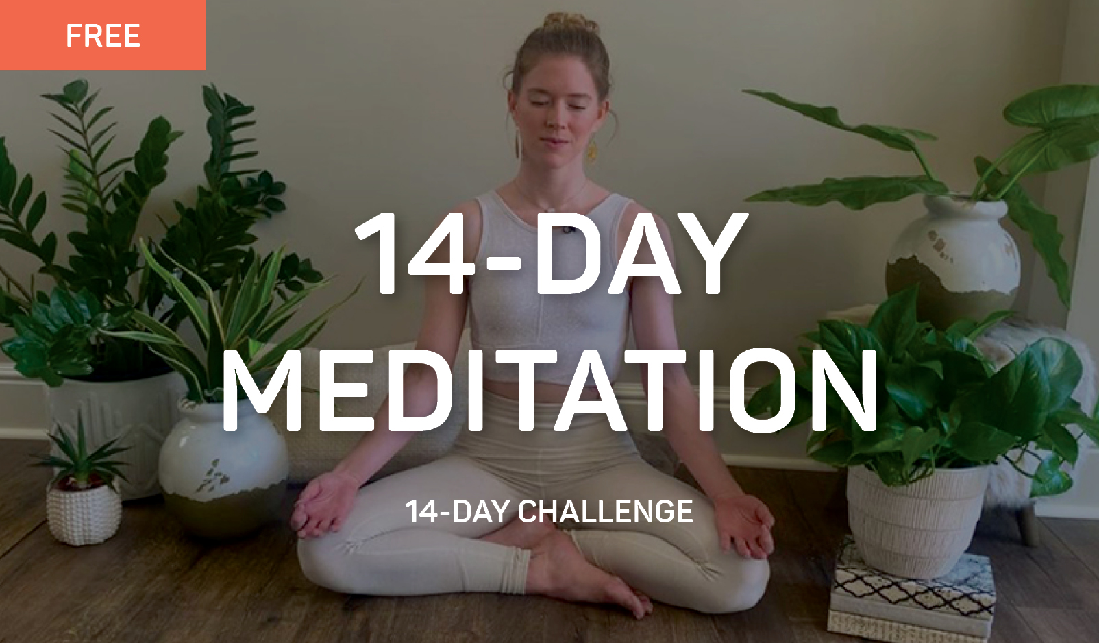 14-Day Meditation Fitness Challenge
