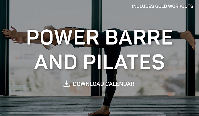 Power Barre And Pilates