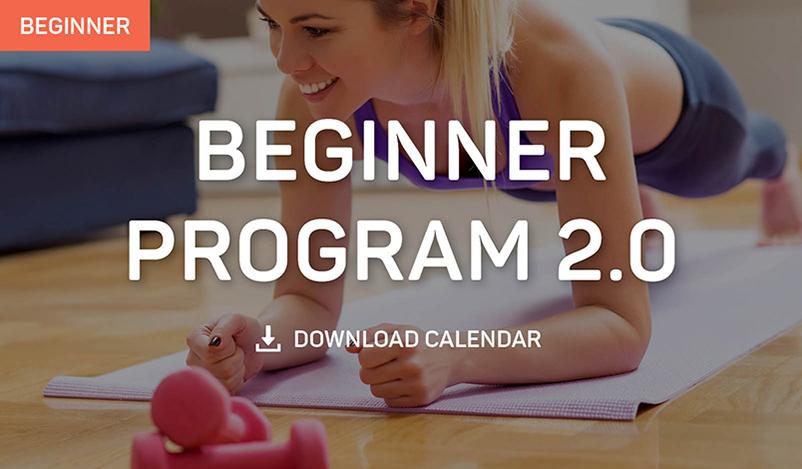 Beginner Program 2.0