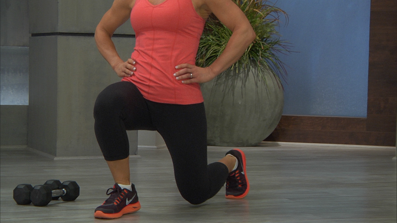 10 Minute Workout For Buns And Thighs Ghutv Superset Circuit Hiit Pinterest