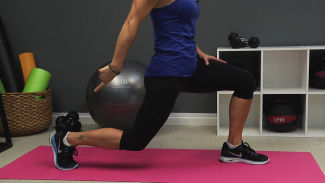 Improve Your Lunge