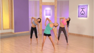 Dance Workout Warm Up