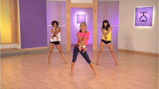 Cardio Dance Routine