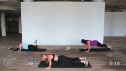 Full Body Pyramid Workout