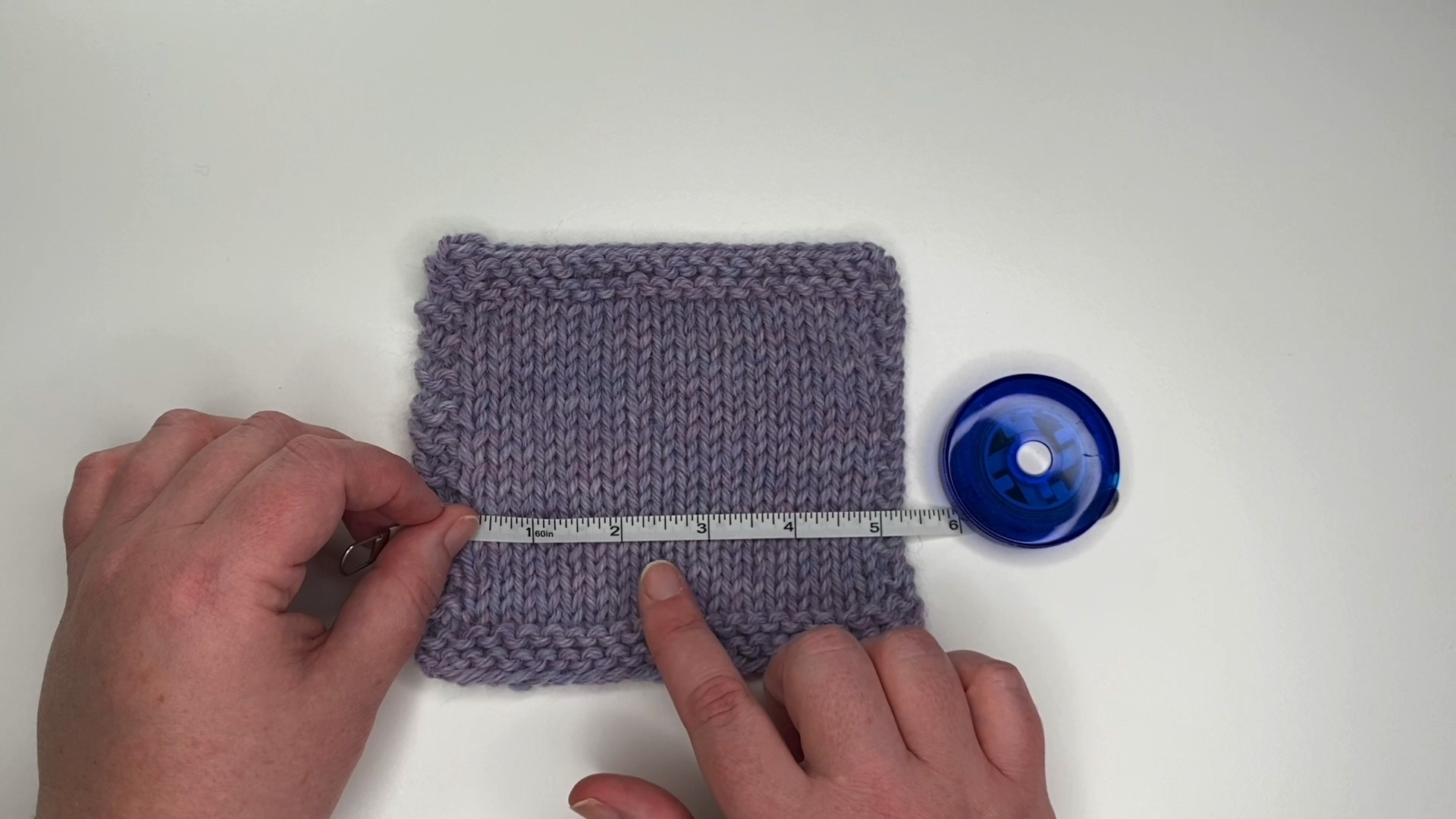 14-Day Learn to Knit Series: Day 2